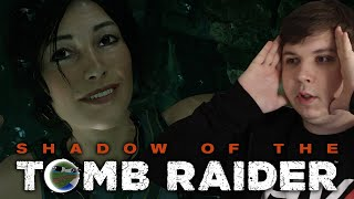 Shadow of the Tomb Raider — лишь блеклая тень