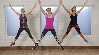 20-Minute Calorie-Torching and Full-Body Toning Workout With Light Weights| Class FitSugar by POPSUGAR Fitness