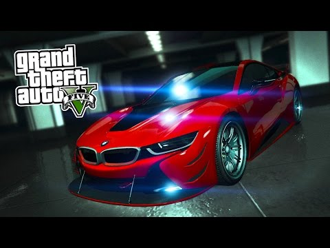 GTA 5 PC Mods - REAL LIFE CARS MOD #4! GTA 5 Real Cars Mod Gameplay! (GTA 5 Mod Gameplay)