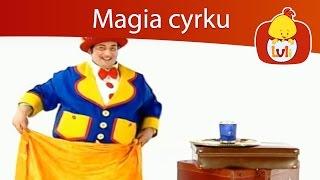 Magia cyrku - Klaun maga, dla dzieci Luli TV - Videos for babies