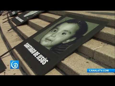 Memorial a nueve años de la tragedia de la Guardería ABC