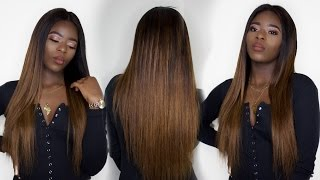 PERFECT BLONDE FOR CHOCOLATE GIRLS | UNICE HAIR (ALIEXPRESS)