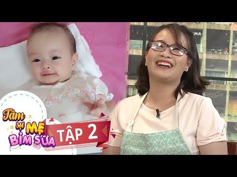 Tâm Sự Mẹ Bỉm Sữa | Tập 2 FULL | Ngọc Lan cười xỉu với nữ Điều dưỡng không biết xài que thử thai 😂