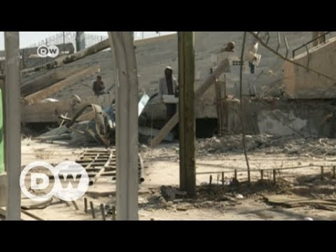 Helping the devastated Syrian city of Raqqa recover | DW English