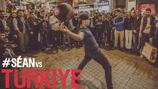Séan GARNIER VS TURKEY with Turkish Airlines / #FortuneTraveller/ @seanfreestyle
