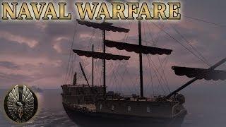 Skyrim Mods: Naval Warfare - War With the Aldmeri Dominion