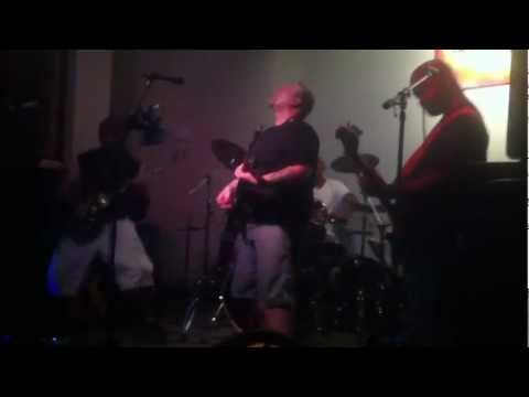 """Last Day Gray performing The Who's 'Baba O'Riley' (with a twist) at """"The Flipside"""""""