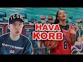 🏀HAVA - KORB (prod. by Caid & Chekaa) [Official Video] REACTION/ANALYSE