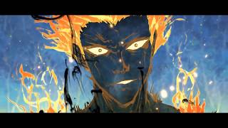 """Chinese Anime Best Fight """"Fire Vs Ice"""" Fog Hill of the Five Elements"""