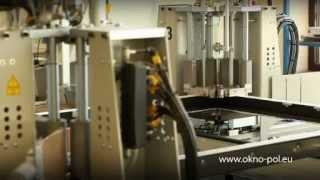 OKNO-POL, Fabrication de menuiseries PVC, ALU.