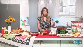 Cooking With <b>Haylie Duff</b>