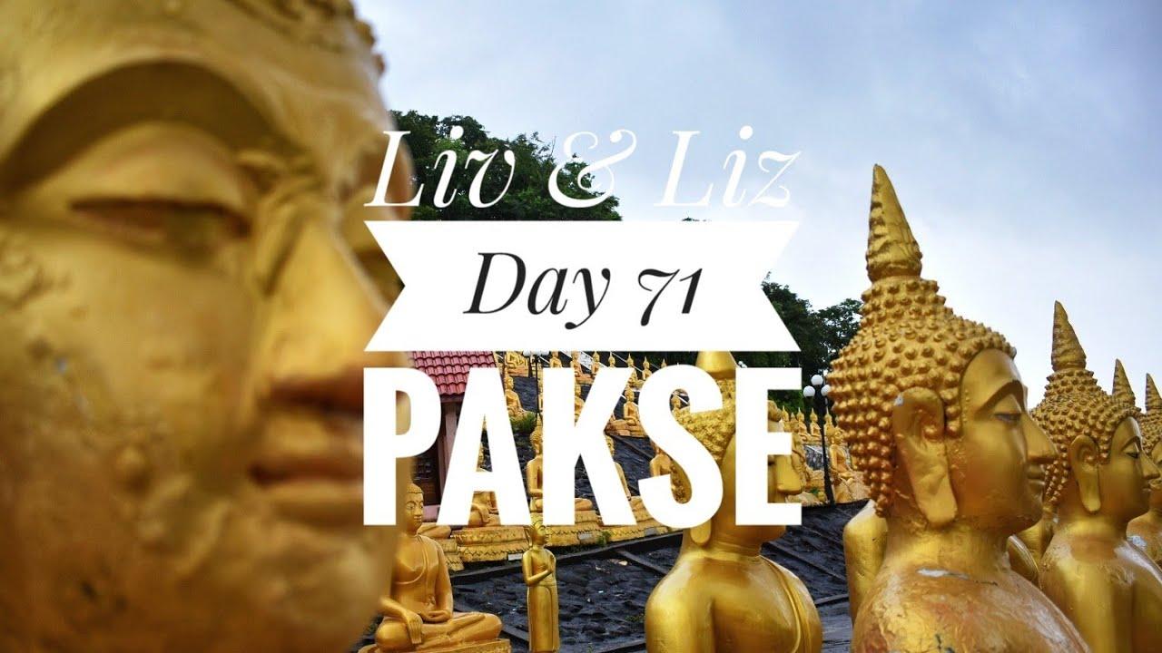 A UNESCO Heritage Wat Phou at Champasak