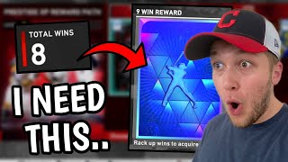 if I win this BR game I get $50,000 DIAMOND REWARD.. (mlb the show 20)