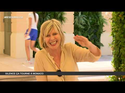 Tournage : Chantal Ladesou en comtesse à Monaco