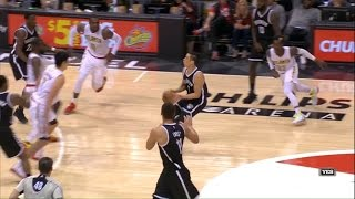Jeremy Lin Highlights - 3/8/17 Nets at Hawks