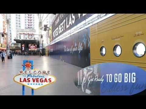 Walking Fremont Las Vegas *NEW resort Circa coming soon*