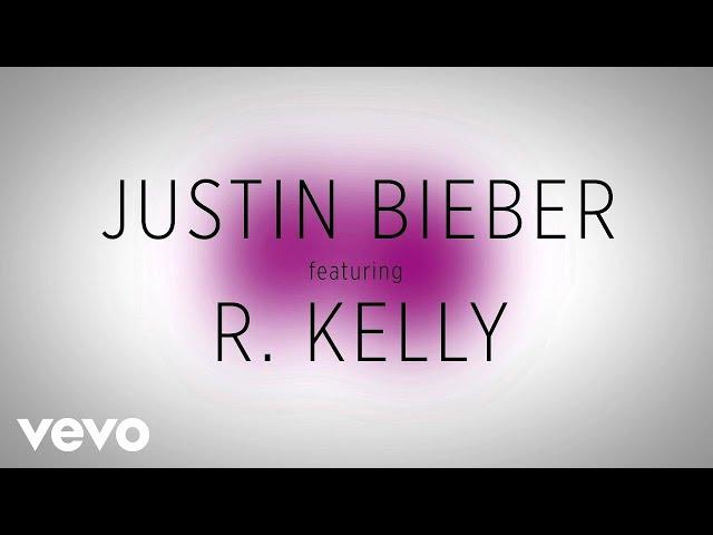 PYD (feat. R. Kelly) - JUSTIN BIEBER