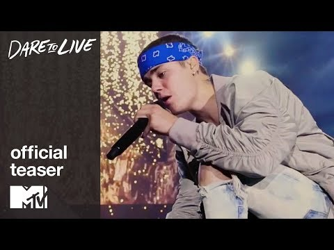 Dare to Live: A New Series ft. Justin Bieber, Iggy Azalea & More | Official Teaser  | MTV