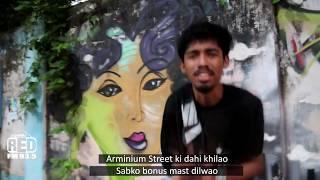 Ilaka Rap Burrabazar Rap Desi Hip Hop Raftaar featuring Streetfood