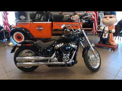 2021 Harley-Davidson® Softail Standard® FXST