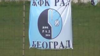 "ГОЛОВИ ЖФК""РАД""-ЖФК""ЈАГОДИНА"":10-0"