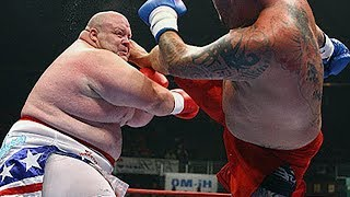 Cabbage (USA) vs Butterbean (USA) | KNOCKOUT, MMA HD