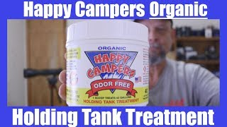 RV Life - Happy Campers Holding Tank Treatment
