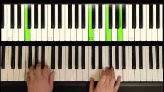 How to Play Yesterday by the Beatles on Piano (Part 1 of 2)   The Piano Shed