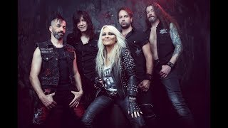 Metal Queen DORO PESCH: 'I Do Every Concert Like it Could be My Last Show Ever'