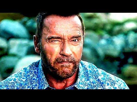 KILLING GUNTHER Bande Annonce VOST (Arnold Schwarzenegger, 2018)