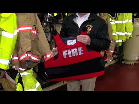 Fire department wants bullet-resistant vests after shots fired at EMTs