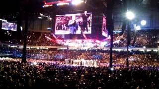 UFC 198 - Entrada do Werdum na Arena - 14/05/2016