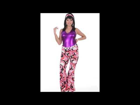 Disfraz De Chica Disco.