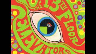 13th Floor Elevators your gonna miss me