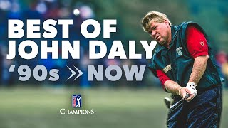 John Daly's best shots and biggest moments from his career