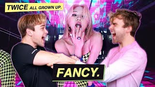 """TWICE """"FANCY"""" M/V Reaction!! (WE'RE SHOOK TO OUR CORE.)"""