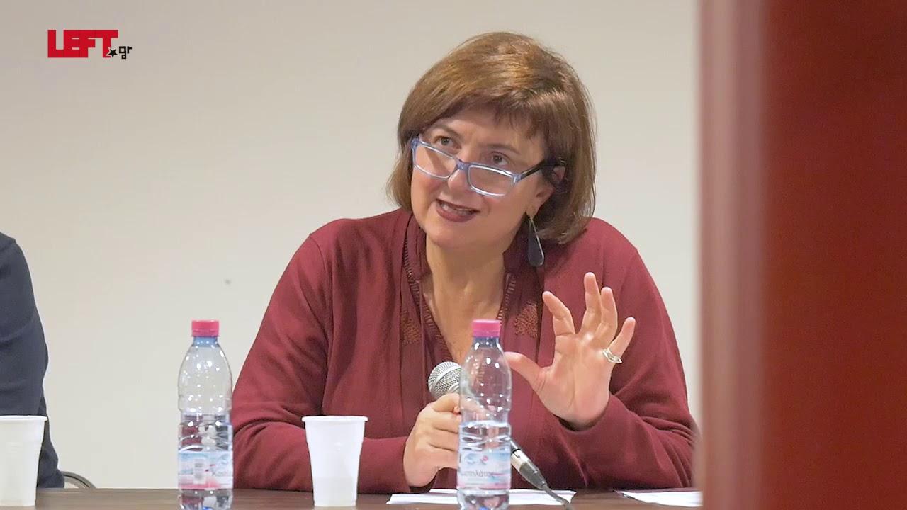 100 χρόνων από την Οκτωβριανή Επανάσταση – Άντα Διάλλα