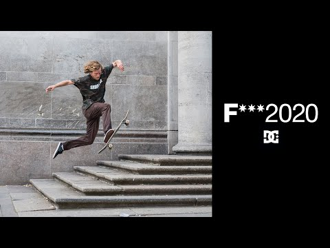 "preview image for DC Shoes' ""F*** 2020"" Video"
