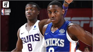 New York Knicks vs Phoenix Suns - Full Game Highlights | July 7, 2019 NBA Summer League