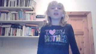 Child 4 Child   We Are One (Chorus By Lily Mae Morrison, Ireland)