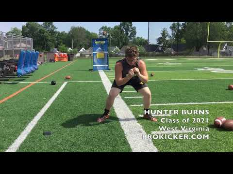 Hunter Burns - Ray Guy Prokicker.com Class of 2021 - Long Snapper