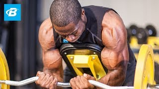 Armed to the Core Workout | Kizzito Ejam by Bodybuilding.com