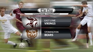 Full replay: East Lyme at Stonington boys' soccer