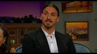 ❗️Zlatan Ibrahimović ROASTS Cristiano Ronaldo 😮🤬 on the LATE LATE SHOW - Video Youtube