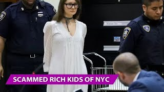 How She Made Fools Out of Rich People in NYC