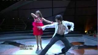 SYTYCD4 - Mary Murphy & Dmitry - Samba (Baila, Baila) [HD]