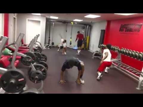 股関節スピードトレーニング