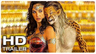 WONDER WOMAN 1984 Cheetah Trailer (NEW 2020) Wonder Woman 2, Gal Gadot Superhero Movie HD - Download this Video in MP3, M4A, WEBM, MP4, 3GP