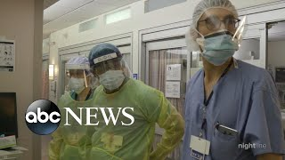 On the frontlines at a NY hospital full of critically ill COVID-19 patients: Part 1/2