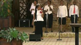 Swahili Service Praise and Worship Lead by Mercy D Lai @ JCC Bamburi Centre, Mombasa